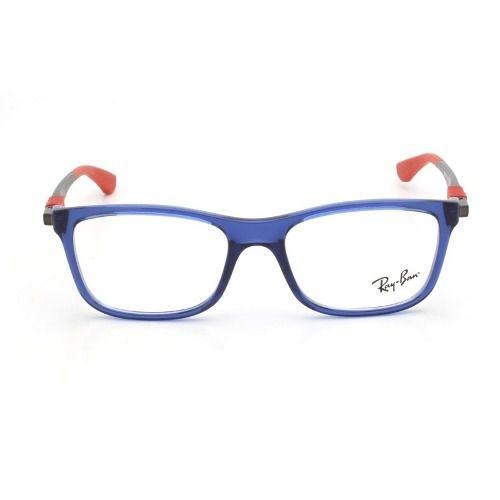 Armação De Óculos Infantil Ray-ban Rb1549 3734 - Omega Ótica e ... 946750eda2