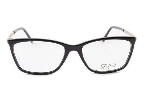 653e1e38f Armação Óculos De Grau Grazi Massafera Gz3042 F246 - Omega Ótica e ...