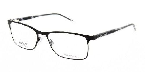 183a254c79f18 Armação De Óculos De Grau Masculino Hugo Boss 0967 003 - Omega Ótica ...