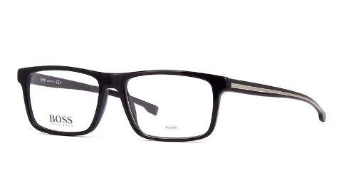 Armação De Óculos De Grau Masculino Hugo Boss 0876 Ypp