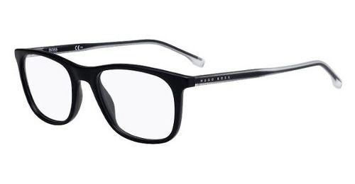 233a5ee03f7a2 Armação De Óculos De Grau Masculino Hugo Boss 0966 003 - Omega Ótica ...