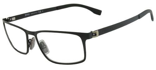 f155773911bdb Armação De Óculos De Grau Masculino Hugo Boss 0841 003 - Omega Ótica ...