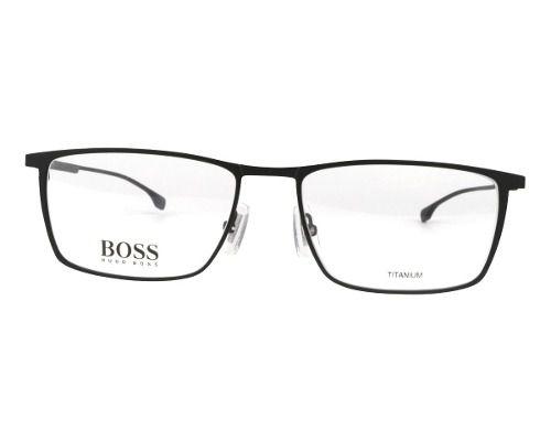 61099b2070d17 Armação De Óculos De Grau Masculino Hugo Boss 0976 003 - Omega Ótica ...