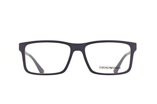 Armação De Óculos Empório Armani Ea 3038 5065