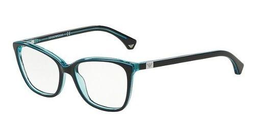Armação De Óculos Emporio Armani Ea3053 5350 52-17 140