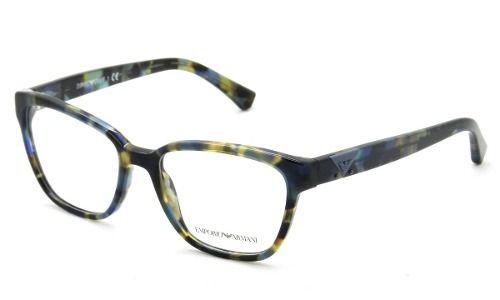 Armação De Óculos Emporio Armani Ea3094 5542 52-17 140