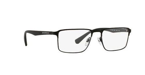 Armação De Óculos Empório Armani Ea 1046 3001 55-17 145 - Omega ... d1465d500a