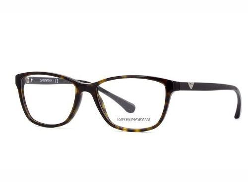 Armação De Óculos Emporio Armani Ea3099 5026 54-16 140