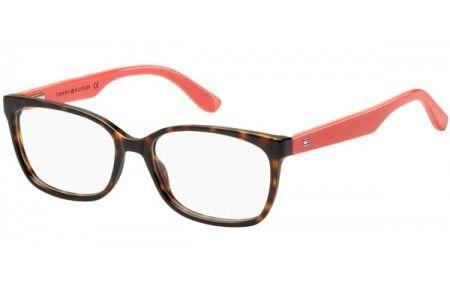Armação De Óculos de Grau Feminino Tommy Hilfiger Th1492 9n4