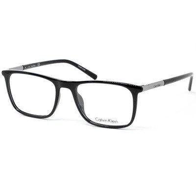 13817bb49a058 Armação Óculos De Grau Calvin Klein Ck6014 001 - Omega Ótica e ...