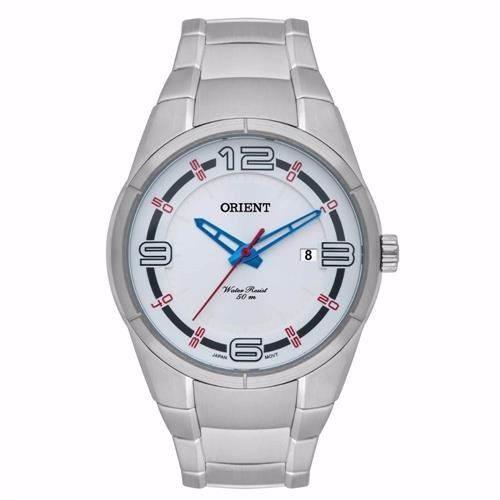 Relógio Orient Analógico Masculino Mbss1284 S2sx