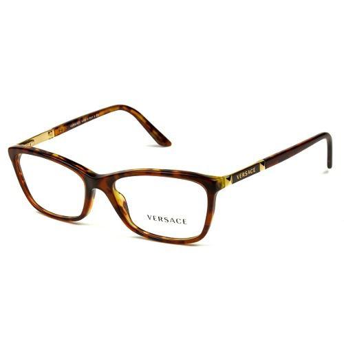 Armação De Óculos Versace Feminina Mod. 3186 5077