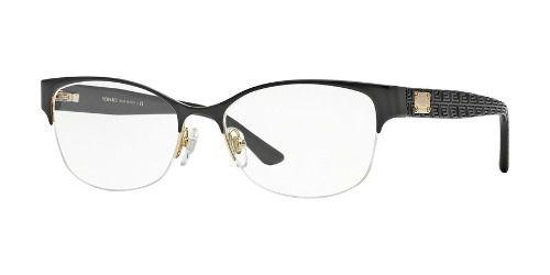 Armação De Óculos Versace Feminina Mod. 1222 1342