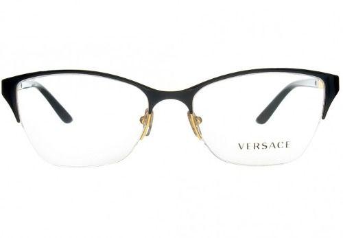 a38f85ce180eb 8fcfaa6dcdec56  Armação De Óculos Versace Feminina Mod.1218 1342 - Omega  Ótica e .