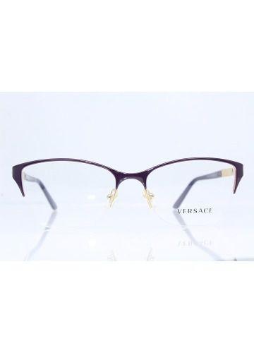 Armação De Óculos Versace Feminina Mod.1218 1345