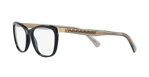 Armação De Óculos Versace Feminina Mod.3255 5230 Azul