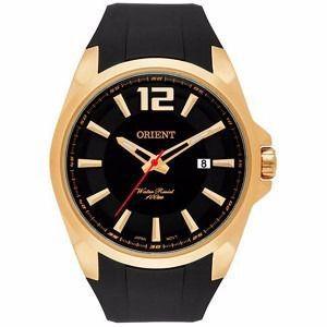 Relógio Orient Mgsp1002 P2px Analógico