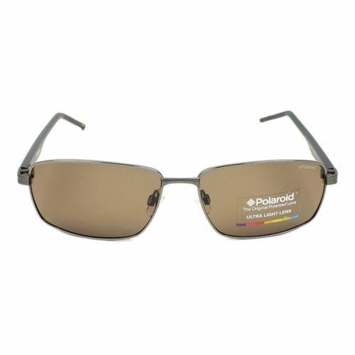 Óculos De Sol Polaroid PLD 2041/S RW2IG Marrom Polarizado