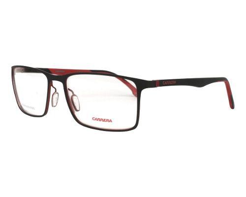 Armação De Óculos De Grau Carrera 8827/v Blx