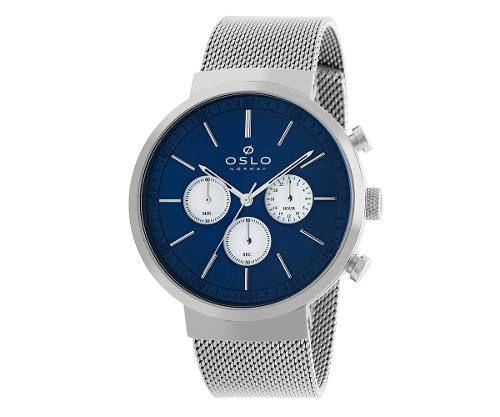 Relógio Oslo Masculino Ombsscvd0001 D1SX