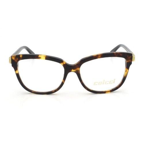 Armação De Óculos Colcci C6050 F30 53 - Omega Ótica e Relojoaria 9c4c00e4f2