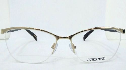 2b5bb1a3a Armação De Óculos Victor Hugo Vh1249 Col.0300 140 - Omega Ótica e ...