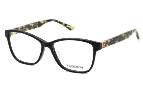 Armação De Óculos Victor Hugo Vh1724 Col.0700 140