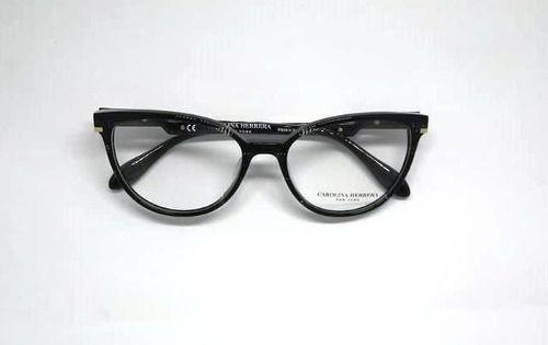 Armação Óculos De Grau Carolina Herrera Vhn591 Col.09nw