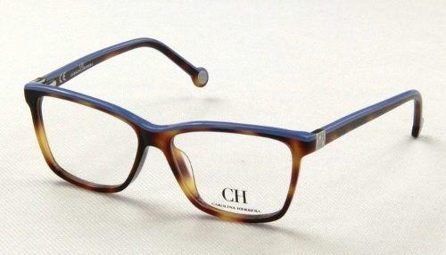 Armação De Óculos Carolina Herrera Vhe628 Col.0752