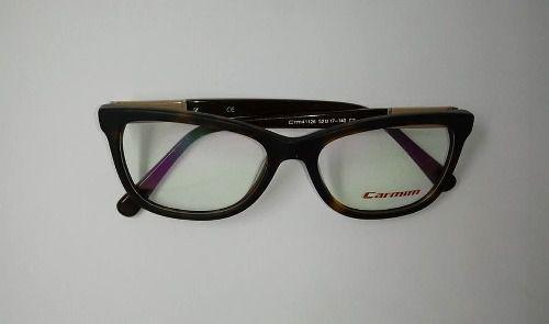 Armação De Óculos Carmim Crm41126 (promoção)