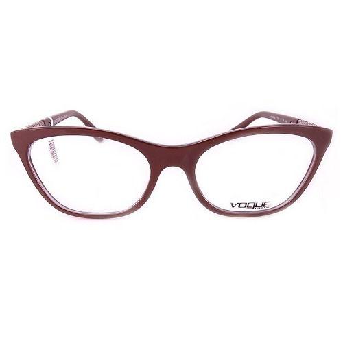 ce125d8d7 Armação De Óculos Vogue Vo 5020-bl 2337 53-18 140 - Omega Ótica e ...