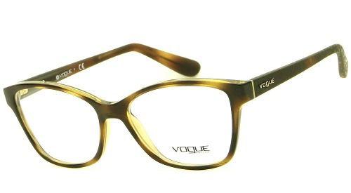 f7e2834d28968 Armação De Óculos Vogue Vogue Vo 2998 W656 54-16 140 - Omega Ótica e ...