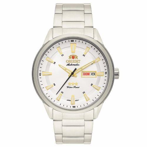 Relógio Orient Masculino Automatic - 469ss065 S1sx