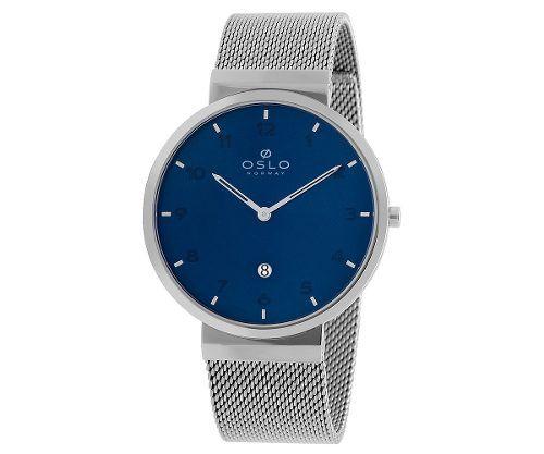 Relógio Oslo Masculino Ombsss9u0006 D2sx