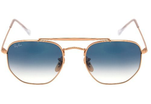 Óculos De Sol Ray Ban Rb3648 The Marshal 001/3f