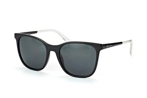 Óculos De Sol Polaroid Feminino Pld4059/s 807m9 Preto Brilho Polarizado