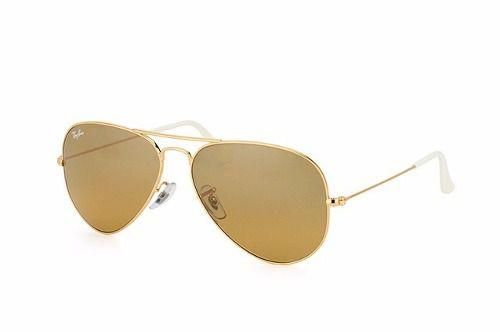 Óculos Solar Ray-ban Aviador Rb3025l 001/3k Tam58