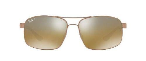Óculos De Sol Masculino Ray Ban Rb3604-ch 121/a2