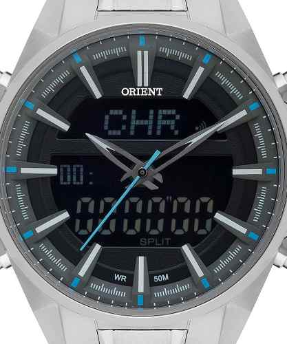 Relógio Orient Masculino Mbssa049 P1sx