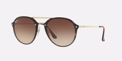 Óculos Solar Ray Ban Rb3648 004/i3 54-21 The Marshal