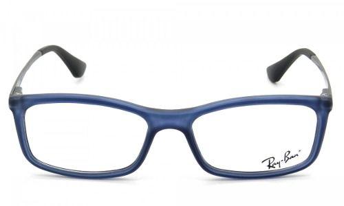 7be8fed4b824f Armação Óculos De Grau Infantil Ray-ban Rb1538l 3684 - Omega Ótica e ...