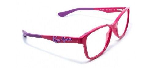 Armação De Óculos Infantil Ray-ban Rb1563l 3663 49-14 125 - Omega ... c66ee62811