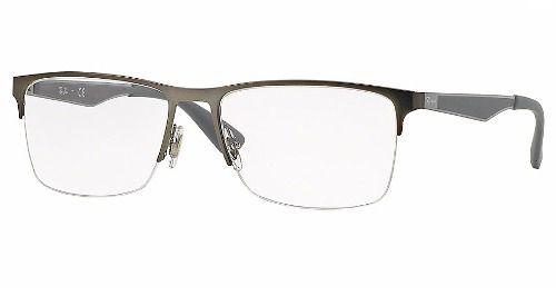 Armação De Óculos Ray-ban Rb6335 2855 56- 17 145