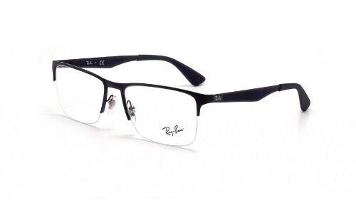 ba6e58022 Armação De Óculos Ray-ban Rb6335 2503 56-17 145 - Omega Ótica e ...