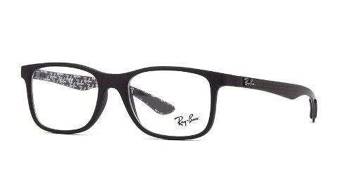 Armação De Óculos Ray-ban Rb8903 5263 55-18 145 - Omega Ótica e ... f37148cd66