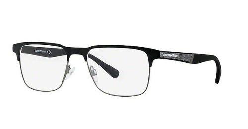 Armação De Óculos Empório Armani Ea1061 3001 55-17 145
