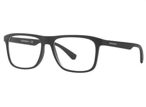 Armação De Óculos Empório Armani Ea3117 5063 55-16 145