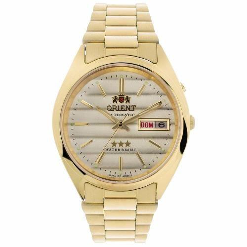 Relógio Masculino Orient Automático 469wc2 B1kx