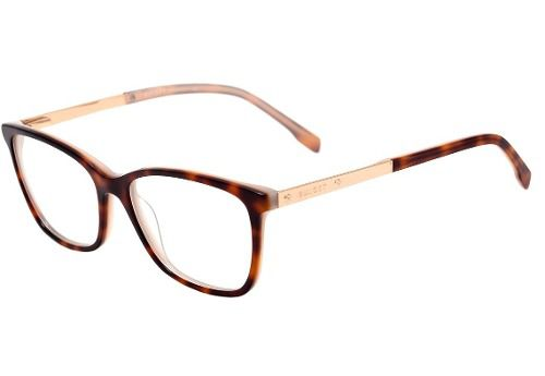 ee6d1bee0ce91 Armação De Óculos Feminino Bulget Bg6248 G21 - Omega Ótica e Relojoaria