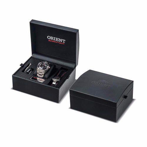 Relógio Orient Masculino Speedtech 469ft001 P2sx